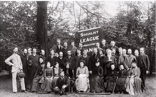 Socialist League - Hammersmith Branch