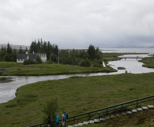 25 August 1871 - Thingvellir
