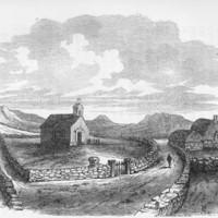 <em>Church at Thingvalla</em>