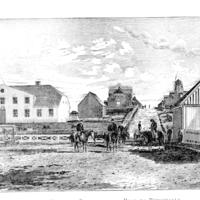 <em>Governor's House at Reykjavik, and Road to Thingvalla</em>