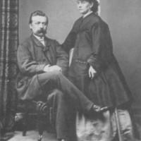 Sigriđur and Eirkír Magnusson