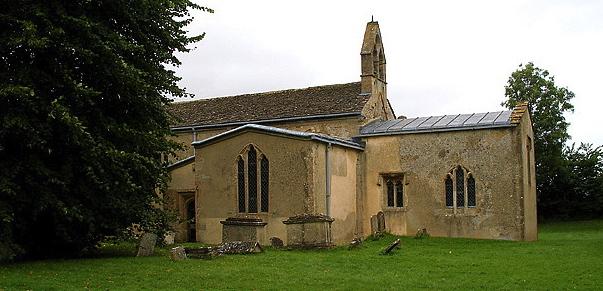 Kelmscott Church