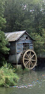 Photograph of mill