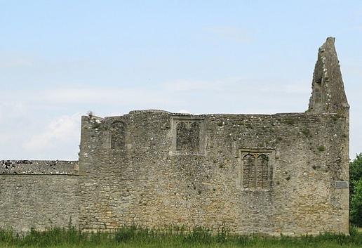 Godstow nunnery ruins