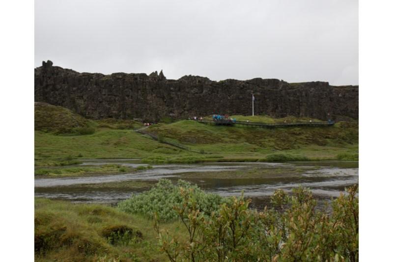 26 August 1871 - Thingvellir 2