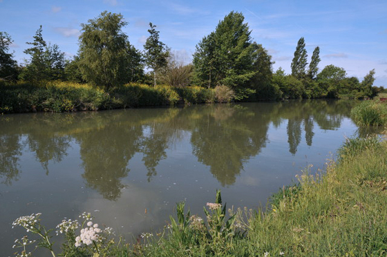 The Thames near Kelmscott