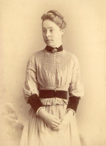 Photograph of Phillipa Fawcett