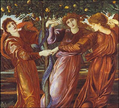 """The Garden of Hesperides"""