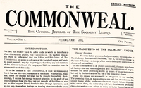 First issue of Commonweal