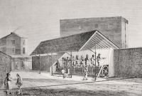 Treadmill at Brixton House of Correction