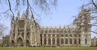 Westminster Abbey, north side