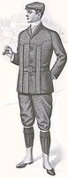 Men's Norfolk jacket