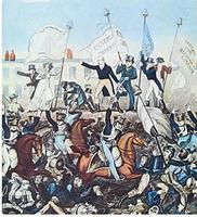 Massacre at St. Peters