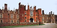Exterior of Hampton Court
