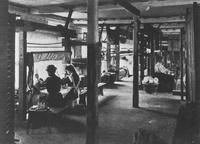 Weavers at Merton Abbey