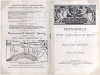 Monopoly or How Labour is Robbed