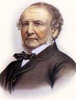 Portrait of W. E. Gladstone