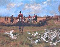 Foxhunting: Away Away